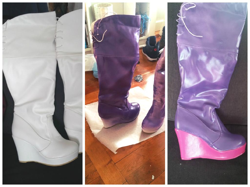 mf boots