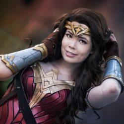 Wonder Woman Cute